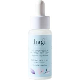 Hagi Naturalny eliksir do twarzy Anti-Aging, 30 ml