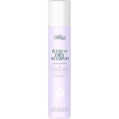Ekspresowy suchy szampon - Kwiaty (data ważności 31.03.2021) L'biotica
