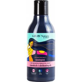 Gift of Nature Wzmacniający szampon do włosów cienkich i delikatnych, 300 ml