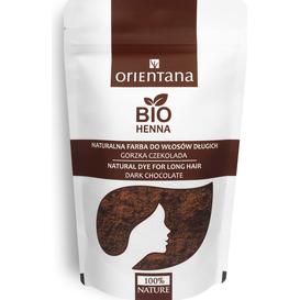 Orientana BIO henna - Gorzka czekolada