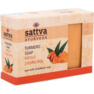 Mydło glicerynowe z kurkumą Sattva Ayurveda