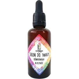 Nowa Kosmetyka Serum do twarzy - Równowaga w płynie, 50 g