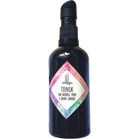 Nowa Kosmetyka Złuszczający tonik do twarzy - Na skórki, pory i inne zmory, 100 ml