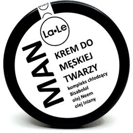 La-Le Kosmetyki Męski krem do twarzy, 100 ml