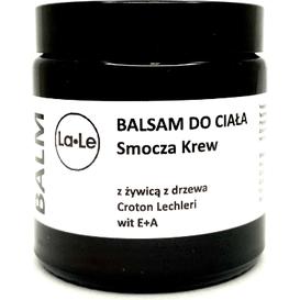 La-Le Kosmetyki Balsam do ciała - Smocza krew, 120 ml