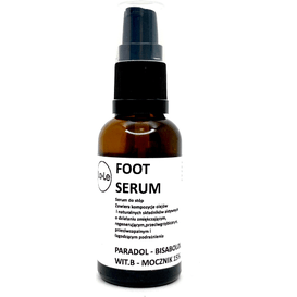 La-Le Kosmetyki Serum do stóp, 30 ml