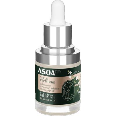 Serum peptydowe z 12% stężeniem peptydów Asoa
