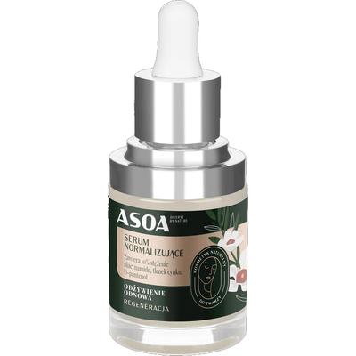 Serum normalizujące z 10% niacynamidem Asoa