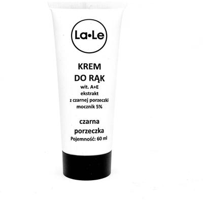 Krem do rąk w tubie - Czarna porzeczka La-Le Kosmetyki