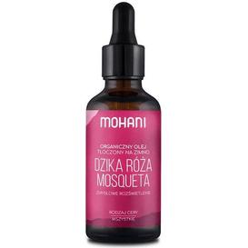 Mohani Olej z dzikiej róży Mosqueta BIO, 50 ml