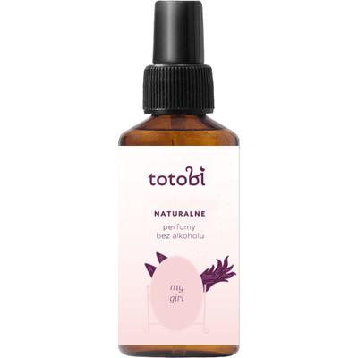 Naturalne perfumy dla pupila - My Girl Totobi