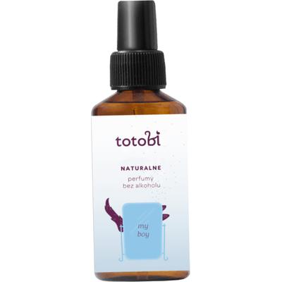 Naturalne perfumy dla pupila - My Boy Totobi