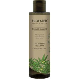 Ecolatier Teksturyzujący szampon do włosów - Moc i objętość, 250 ml