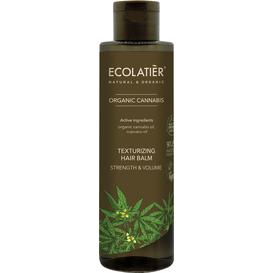Ecolatier Teksturyzujący balsam do włosów - Moc i objętość