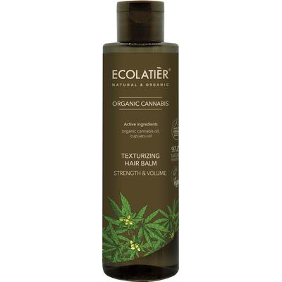 Teksturyzujący balsam do włosów - Moc i objętość Ecolatier