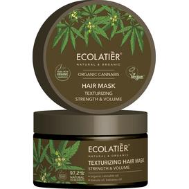 Ecolatier Teksturyzująca maska do włosów - Moc i objętość, 250 ml