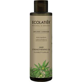 Ecolatier Wzmacniający włosy olejek - Elastyczność i wzmocnienie