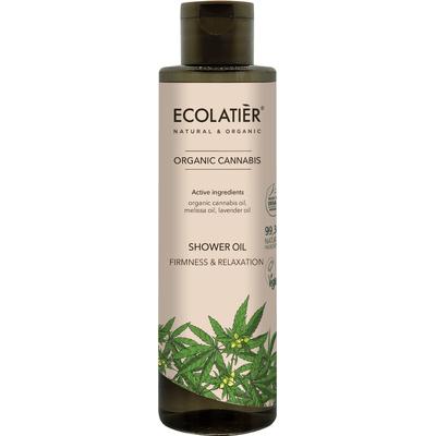 Olejek pod prysznic - Ujędrnienie i relaks Ecolatier
