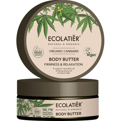 Masło do ciała - Ujędrnienie i relaks Ecolatier