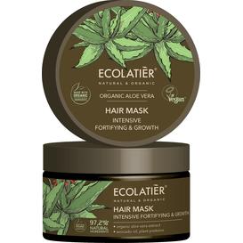 Ecolatier Maska do włosów - Wzmocnienie i wzrost