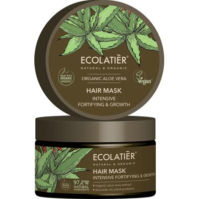 Maska do włosów - Wzmocnienie i wzrost Ecolatier