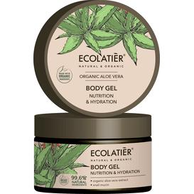 Ecolatier Odżywczy żel do ciała, 250 ml