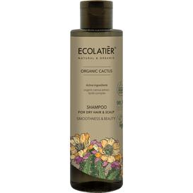 Ecolatier Szampon do włosów suchych - Wygładzenie i piękno, 250 ml