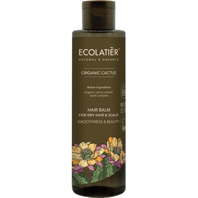 Balsam do włosów suchych - Wygładzenie i piękno Ecolatier