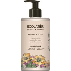 Ecolatier Mydło do rąk - Nawilżenie i piękno