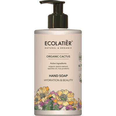 Mydło do rąk z olejem z opuncji figowej - Nawilżenie i piękno Ecolatier