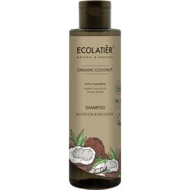 Ecolatier Szampon do włosów - Odżywienie i odnowa, 250 ml