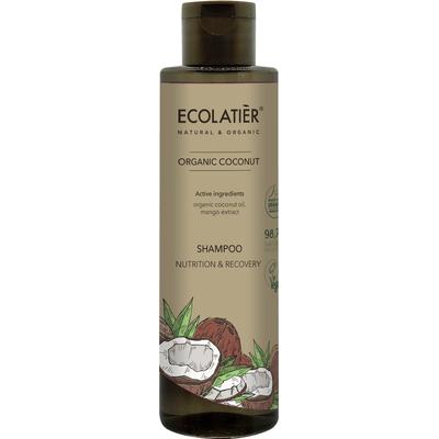 Szampon do włosów - Odżywienie i odnowa Ecolatier