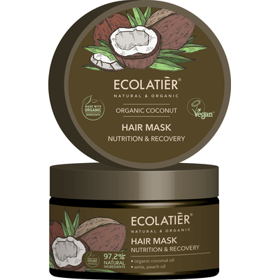 Maska do włosów - Odżywienie i odnowa Ecolatier