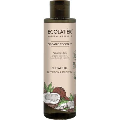 Olejek pod prysznic - Odżywienie i odnowa Ecolatier