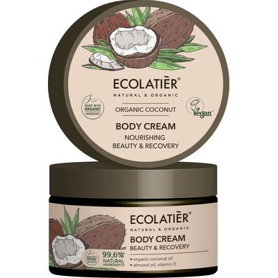 Odżywczy krem do ciała - Piękno i regeneracja Ecolatier