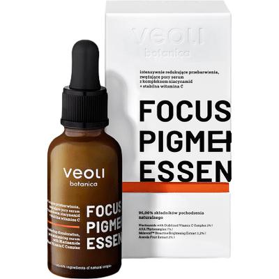 Serum z kompleksem niacynamid + stabilną witaminą C - Focus Pigmentation Essence Veoli Botanica