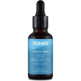 Mohani Wygładzające serum do twarzy z kwasem migdałowym 10%