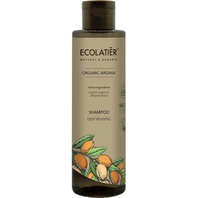 Szampon do włosów - Głębokie odżywienie Ecolatier