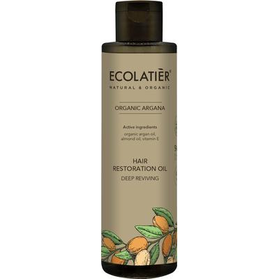 Głęboko regenerujący olejek do włosów Ecolatier