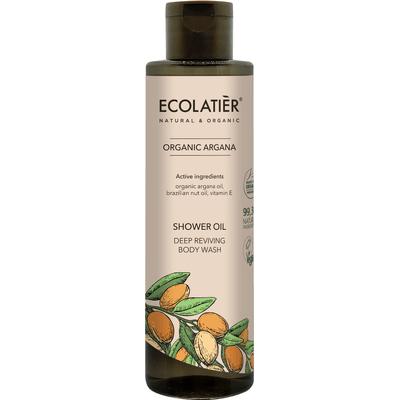 Olejek pod prysznic - Głębokie odżywienie Ecolatier