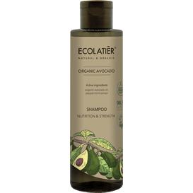 Ecolatier Szampon do włosów - Odżywienie i siła, 250 ml
