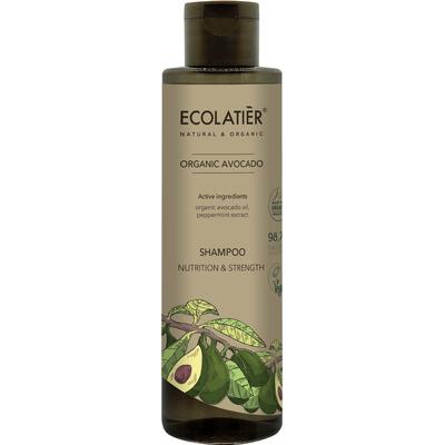 Szampon do włosów - Odżywienie i siła Ecolatier