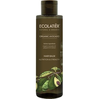 Balsam do włosów - Odżywienie i siła Ecolatier