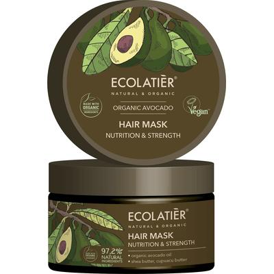 Maska do włosów - Odżywienie i siła Ecolatier