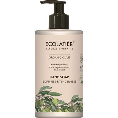 Mydło do rąk z oliwą z oliwek - Miękkość i delikatność Ecolatier
