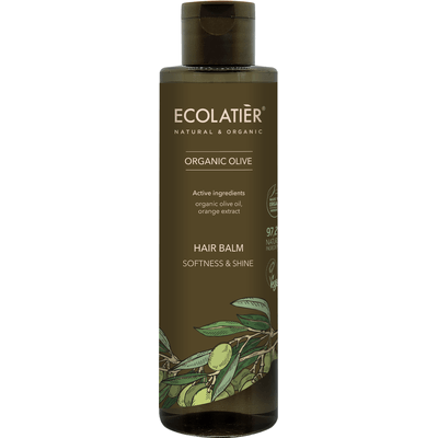 Balsam do włosów - Miękkość i połysk Ecolatier