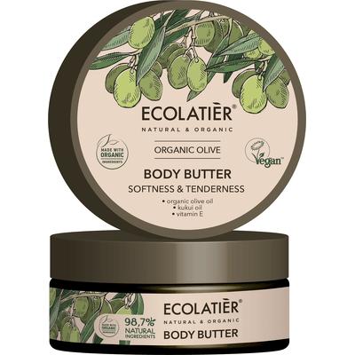 Masło do ciała - Miękkość i delikatność Ecolatier