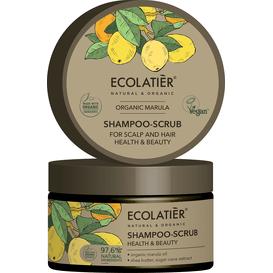 Ecolatier Szampon-peeling do skóry głowy i włosów - Zdrowie i piękno, 250 ml