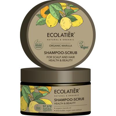 Szampon-peeling do skóry głowy i włosów - Zdrowie i piękno Ecolatier