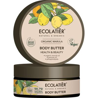 Masło do ciała - Zdrowie i piękno Ecolatier